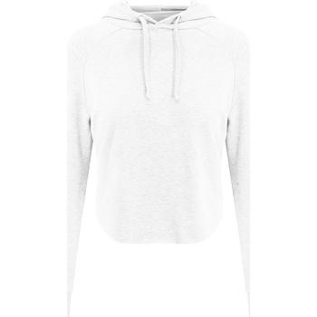 Textiel Dames Sweaters / Sweatshirts Awdis JC054 Arctisch Wit