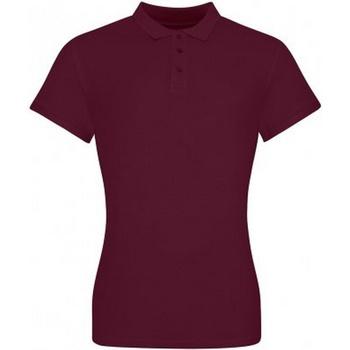 Textiel Dames T-shirts & Polo's Awdis JP100F Bourgondië