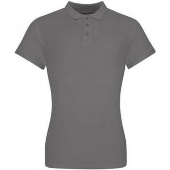 Textiel Dames T-shirts & Polo's Awdis JP100F Houtskool Grijs