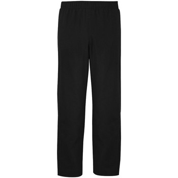 Textiel Heren Trainingsbroeken Awdis JC081 Jet Zwart