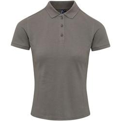 Textiel Dames T-shirts & Polo's Premier PR632 Donkergrijs