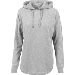 Textiel Dames Sweaters / Sweatshirts Build Your Brand BY037 Grijs