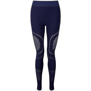 Textiel Dames Leggings Tridri TR207 Marine