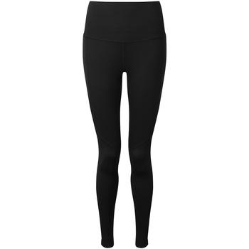 Textiel Dames Leggings Tridri TR308 Zwart