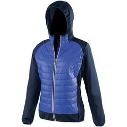 Textiel Dames Jacks / Blazers Spiro S268F Royal Blue/Navy