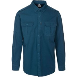 Textiel Heren T-shirts & Polo's Trespass  Middernacht blauw