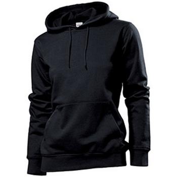 Textiel Dames Sweaters / Sweatshirts Stedman  Zwart Opaal