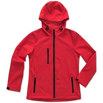 Textiel Dames Jacks / Blazers Stedman  Karmijnrood