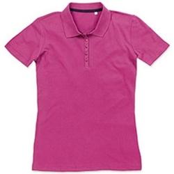 Textiel Dames T-shirts & Polo's Stedman Stars  Cupcake Roze