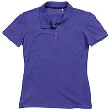 Textiel Dames T-shirts & Polo's Stedman Stars  Diepe Sering
