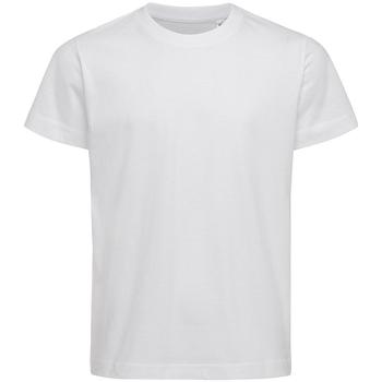 Textiel Kinderen T-shirts & Polo's Stedman Stars  Wit
