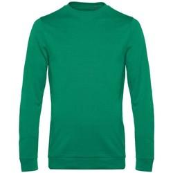 Textiel Heren Sweaters / Sweatshirts B&c WU01W Kelly Groen