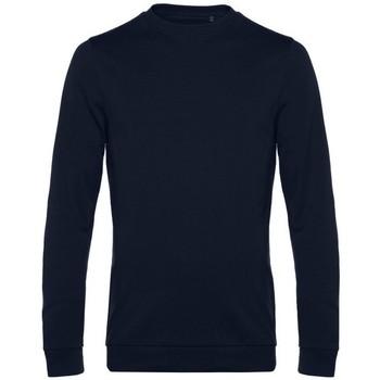Textiel Heren Sweaters / Sweatshirts B&c WU01W Marineblauw