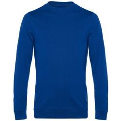 Textiel Heren Sweaters / Sweatshirts B&c WU01W Koningsblauw