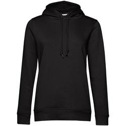 Textiel Dames Sweaters / Sweatshirts B&c WW34B Zwart
