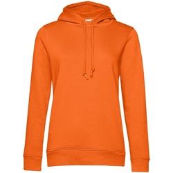 Textiel Dames Sweaters / Sweatshirts B&c WW34B Oranje