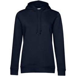 Textiel Dames Sweaters / Sweatshirts B&c WW34B Marine