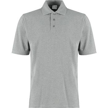 Textiel Heren T-shirts & Polo's Kustom Kit KK460 Grijze Heide