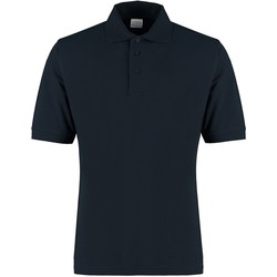 Textiel Heren T-shirts & Polo's Kustom Kit KK460 Marine