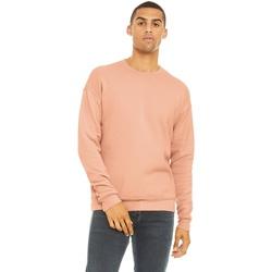 Textiel Sweaters / Sweatshirts Bella + Canvas CA3945 Perzik