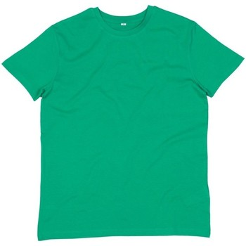 Textiel Heren T-shirts & Polo's Mantis M01 Kelly Groen