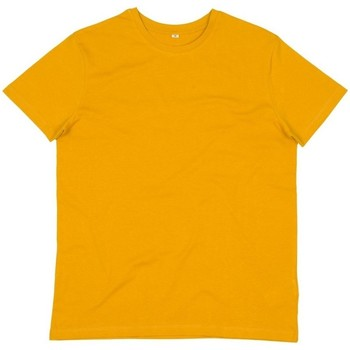 Textiel Heren T-shirts & Polo's Mantis M01 Mosterd Geel