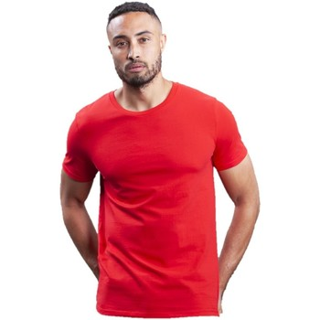 Textiel Heren T-shirts & Polo's Mantis M01 Rood