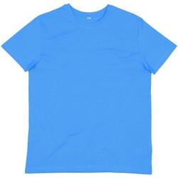 Textiel Heren T-shirts & Polo's Mantis M01 Koningsblauw