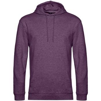 Textiel Heren Sweaters / Sweatshirts B&c WU03W Paarse heide