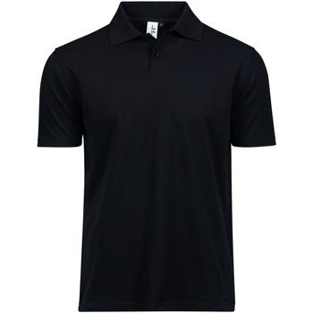 Textiel Heren T-shirts & Polo's Tee Jays TJ1200 Zwart