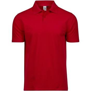 Textiel Heren T-shirts & Polo's Tee Jays TJ1200 Rood