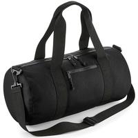 Tassen Sporttas Bagbase BG284 Zwart