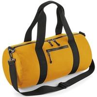 Tassen Sporttas Bagbase BG284 Mosterd