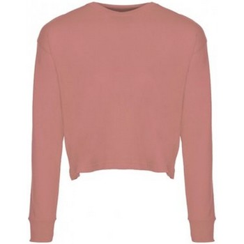 Textiel Dames T-shirts met lange mouwen Next Level NX7481S Woestijn Roze