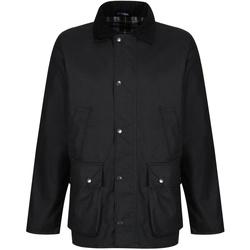 Textiel Heren Jacks / Blazers Regatta RG011 Zwart