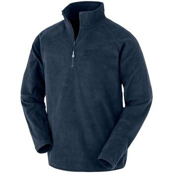 Textiel Heren Sweaters / Sweatshirts Result Genuine Recycled RS905 Marine