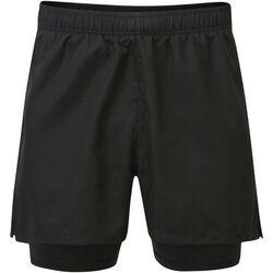 Textiel Heren Korte broeken / Bermuda's Dare 2b  Zwart