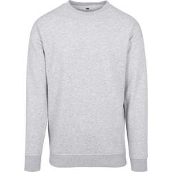 Textiel Heren Sweaters / Sweatshirts Build Your Brand BY075 Grijs