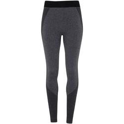 Textiel Dames Leggings Tridri TR212 Zwart