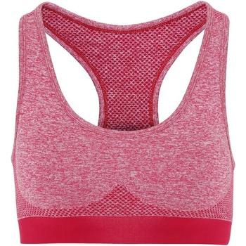 Textiel Dames Sport BH's Tridri TR210 Bourgondië