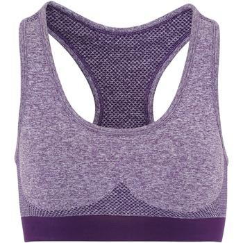 Textiel Dames Sport BH's Tridri TR210 Paars