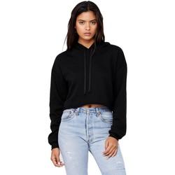 Textiel Dames Sweaters / Sweatshirts Bella + Canvas BE7502 Zwart