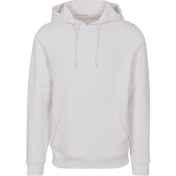 Textiel Heren Sweaters / Sweatshirts Build Your Brand BY084 Wit