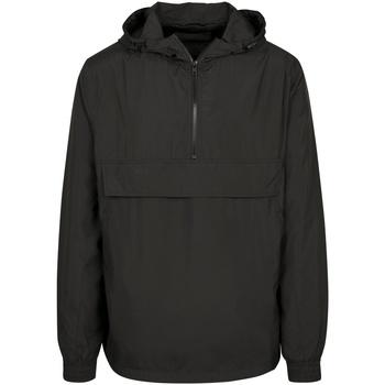Textiel Jacks / Blazers Build Your Brand BY096 Zwart
