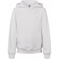Textiel Heren Sweaters / Sweatshirts Build Your Brand BY117 Wit