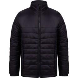 Textiel Jacks / Blazers Henbury HB870 Zwart