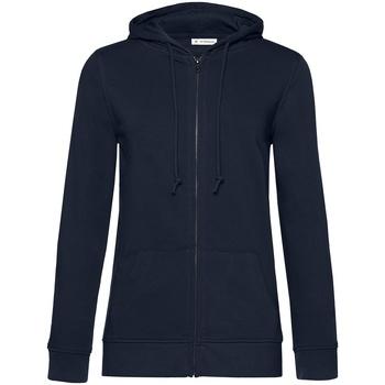 Textiel Dames Sweaters / Sweatshirts B&c  Marine