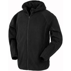 Textiel Heren Fleece Result Genuine Recycled R906X Zwart