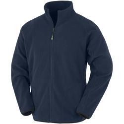 Textiel Heren Fleece Result Genuine Recycled R907X Marine