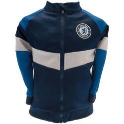 Textiel Kinderen Jacks / Blazers Chelsea Fc  Marine / Blauw / Wit